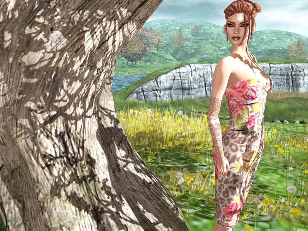 RAYNE COUTURE - Orchid - by PetraLAlexander-Valerian©™