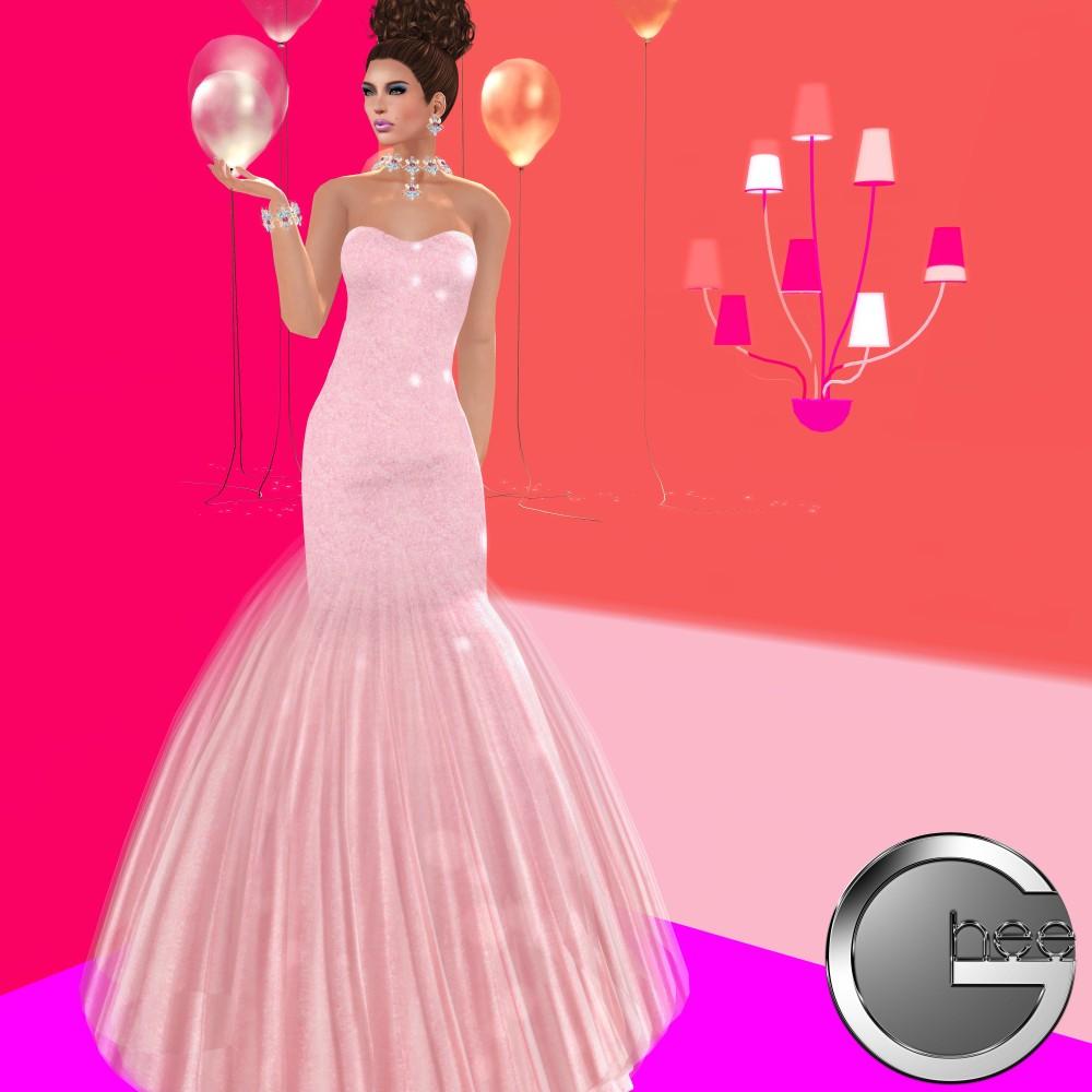 GHEE – Prom Gown - by PetraLAlexander-Valerian©™