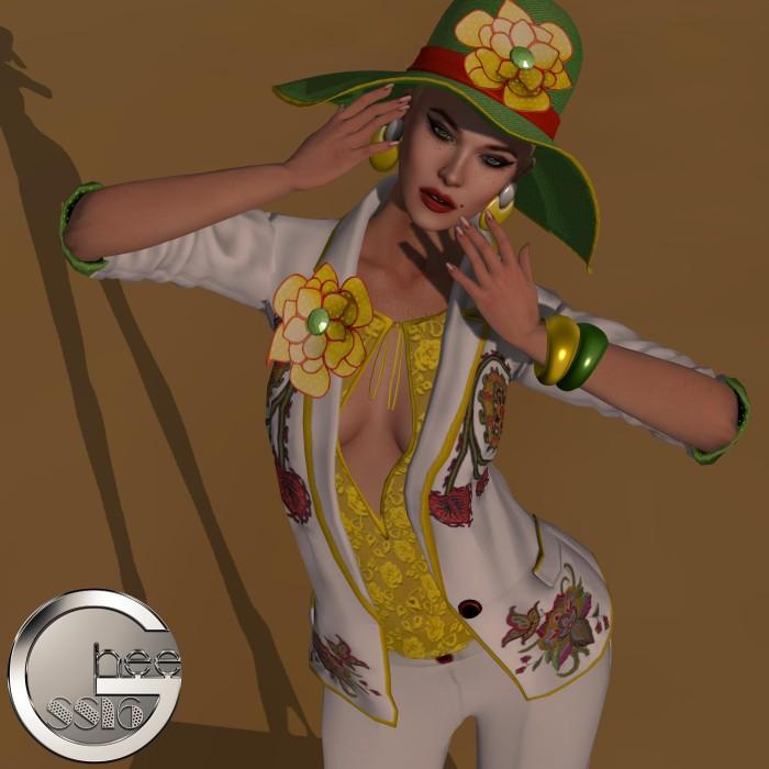 Ghee SS16 – by PetraLAlexander-Valerian©™