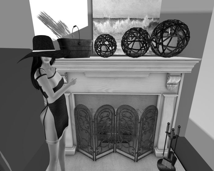 ZE, Letituier, Zen Hats and OTB! for SWANK June Event – by PetraLAlexander-Valerian©™