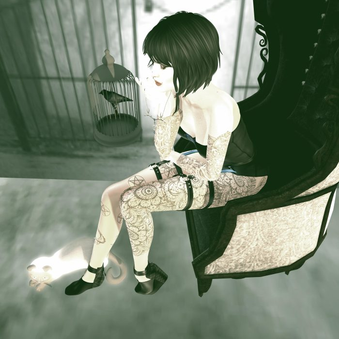 The Little Bat, PinUp, Yuyoo Tattoo and Zombie Suicide @ Fable- Once Upon A Time Event – by PetraLAlexander-Valerian©™